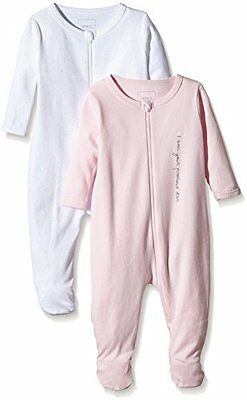 NAME IT NITNIGHTSUIT ZIP W/F NB G NOOS, Pigiama Bimbo 0-24, Multicolore (Balleri
