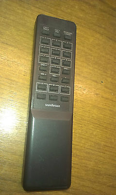 Genuine Sound Leisure remote control. tested working