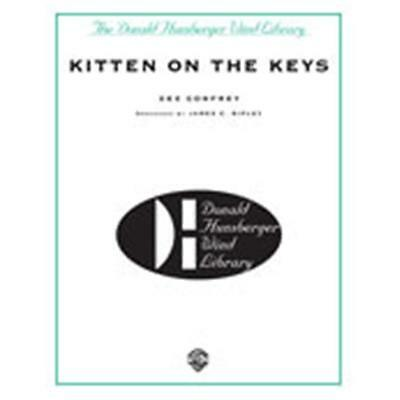 Alfred Publishing 00-DHM002 Kitten on the Keys Music Book