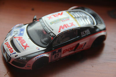 Scalextric Audi R8 Gt3 Dpr Club Car - Used Condition