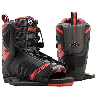 Hyperlite Wakeboard 2016 Remix Boots Size 7-10.5  Pink And Black Brand New