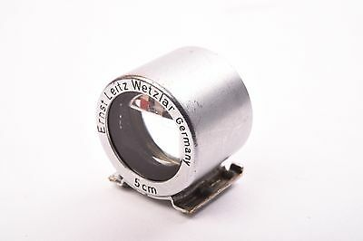 Leica accessory Viewfinder SBOOI for 50mm lens. Good condition.