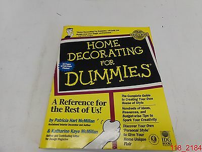 Home Decorating for Dummies 0-7645-5107-8