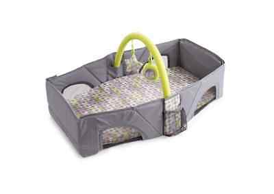 Summer Infant TRAVEL BED, Comfort Portable BABY NURSERY BED,