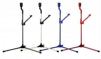 New Archery Cartel RX-10 Recurve Bow Stand (bowstand) Light Weight Alu-Carbon