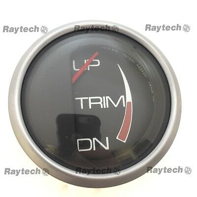 Faria Gp4472A Boat Trim Gauge All Mercury / Yamaha 2001 And Up