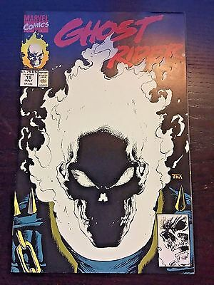 Ghost Rider (1990 2nd Series) #15 9.4 NM Near Mint Marvel Comics High Grade