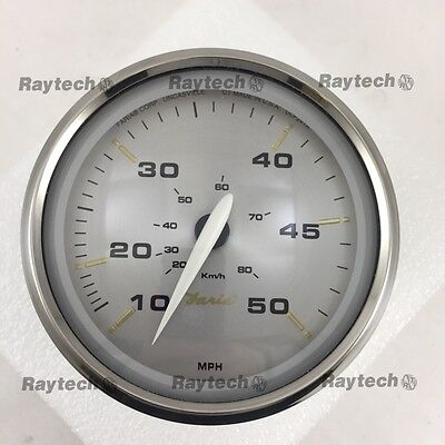 Faria SEK044A universal mechanical speedometer 50 MPH