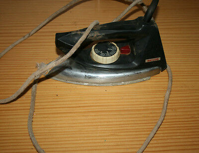 Plancha Antigua Electrica Marca Philips