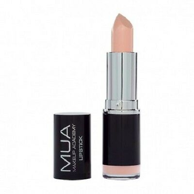 Mua Makeup Academy Barely There Lipstick Nude Bare Light Foundation Lips Look