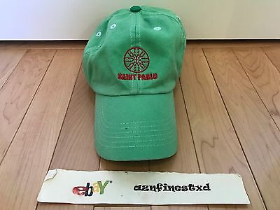 NEW Kanye West I Feel Like Pablo Tour Merchandise Merch Dad Hat Green 54253afee493