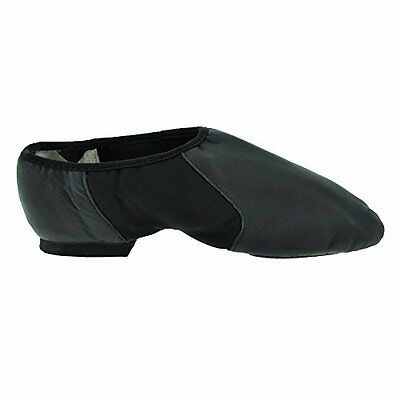 Nero (TG. 39 Euro) Bloch 495 Nero Neo-Flex Jazz Shoe 6L UK 9L US