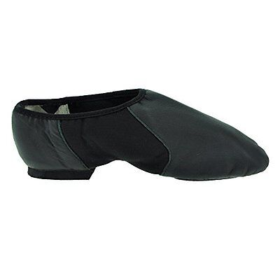 Nero (TG. 38 Euro) Bloch 495 Nero Neo-Flex Jazz Shoe 5L 8L UK US