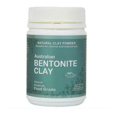 NEW Bentonite Clay (edible)