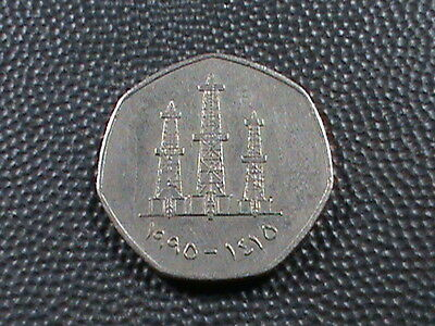 UNITED  ARAB  EMIRATES    50  Fils    1995