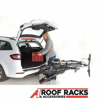 NEW Two Bike Tow Bar Mounted Bike Rack- BICYCLE CARRIER