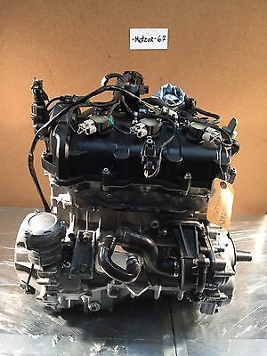 Skidoo 2009 Engine Motor 1200 4-Tec Only 535 Miles Used 420120301
