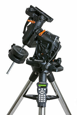 Celestron CGX EQUATORIAL MOUNT AND TRIPOD NEW!