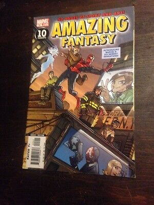 Amazing Fantasy 15 Vol 2 1st App Appearance Amadeus Cho Totally Awesome Hulk