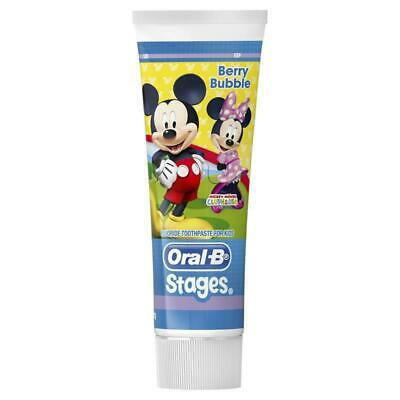 Oral B Toothpaste Kids Stages 92g