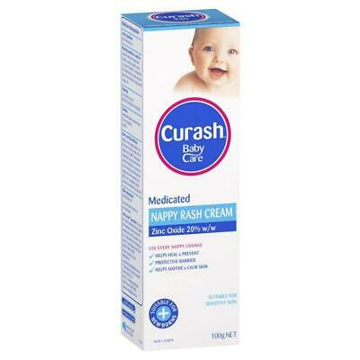 Curash Baby Nappy Rash Cream 100g