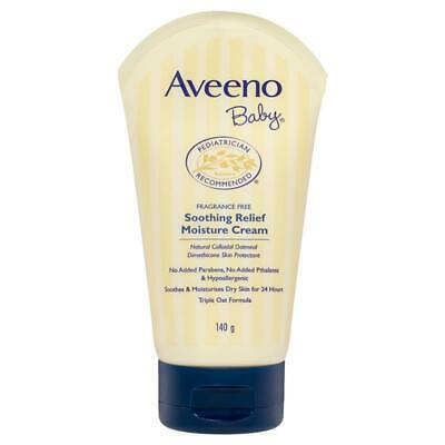 Aveeno Baby Soothing Relief Cream 139g