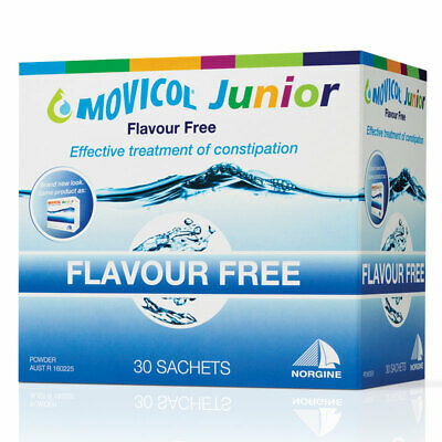 Movicol Junior Sachets 6.9g Flavour Free 30