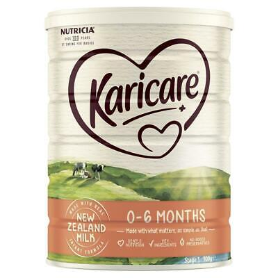 Karicare+ 1 Infant Formula From Birth 0-6 Months 900g