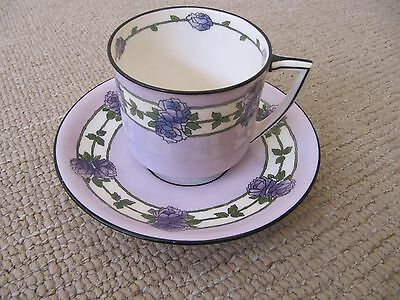 Royal Doulton Lilac Roses Tea Cup and Saucer