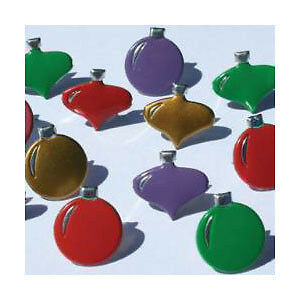 NEW Eyelet Outlet Shape Brads 12 Pack  Ornaments