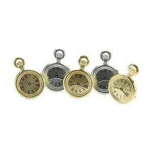 NEW Eyelet Outlet Shape Brads 12 Pack Pocket Watches