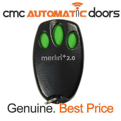 Merlin Remote Control E945M + 2.0 Garage Door Remote. Genuine Merlin Remote 2.0