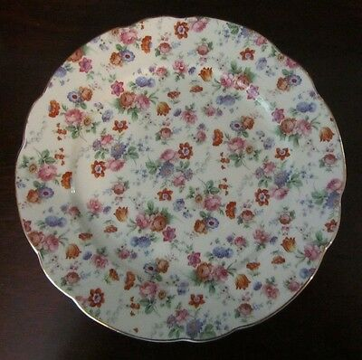 Dorset Cheery Chintz - Germany,  Dinner Plate 10 inches