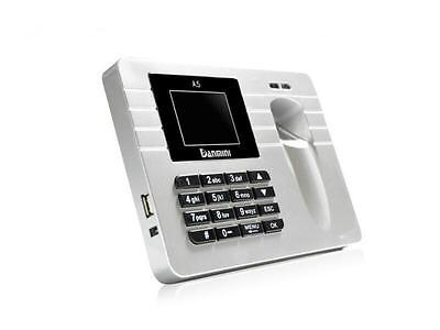 BioStation Fingerprint Machine Time Card Attendance Machine With USB Port