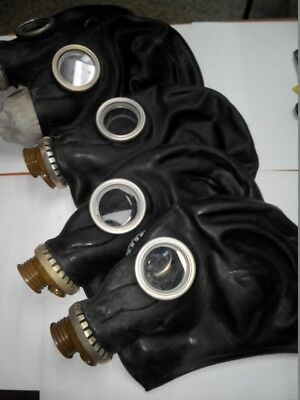 GAS MASK GP-5 Black (only 1 Mask) (0,1,2,3 siz)Genuine,Vintage,Retro,Soviet Army
