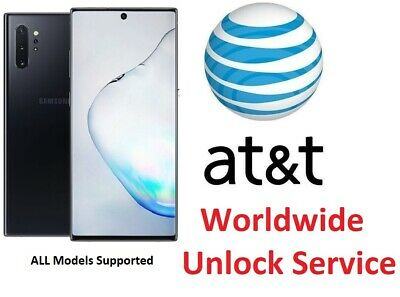 Unlock Code Service For At&t Samsung S7, S6, S5, Note 5, 4, 3 All Models Fast