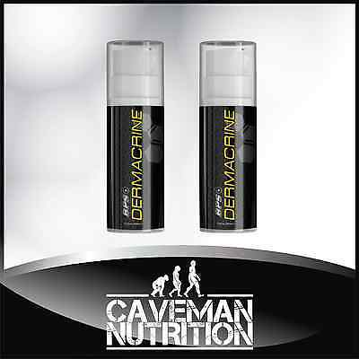 BPS Nutrition Dermacrine - Anabolic transdermal x 2 8 wk cycle!