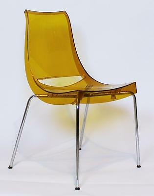 Italian Design Industrial Shell Chair by Marco Maran PARRI