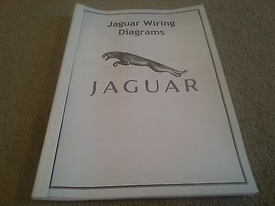Jaguar X Type x400 Electrical Wiring diagrams / guide book 2004 2005 2007 2009