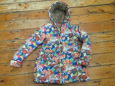 Oilily winter coat age 6-7yrs.