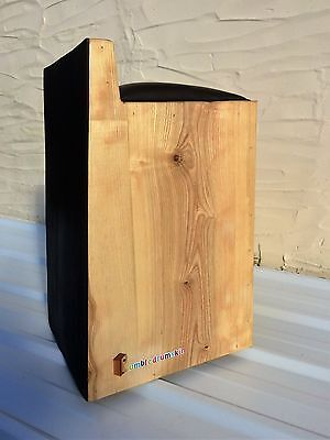 cajon drum with ajustable snare and pickup