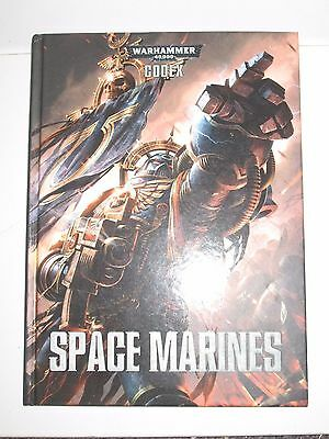 Warhammer 40K Space Marines 6th Edition Hardback Codex VGC
