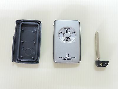 The Shell Case 2 Button for Toyota Yaris RAV4  Smart KEY Remote replacement
