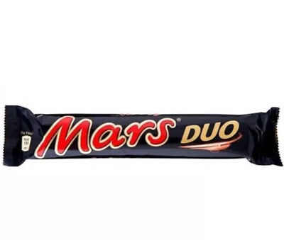 MARS DUO (32 BARS) FREE TRACKED DELIVERY Only £24.99