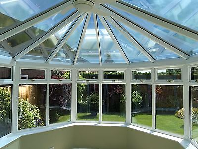 Insulating Conservatory Roof & Window Film - For Use On Glass