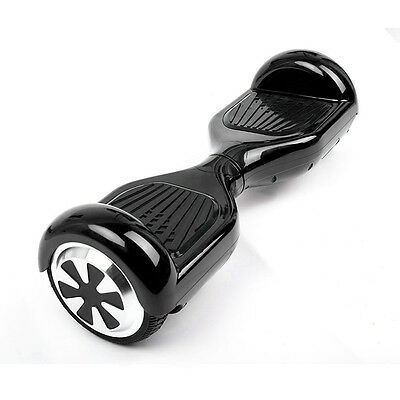 6.5' electric Scooter balance board skateboard UL certified Color Black