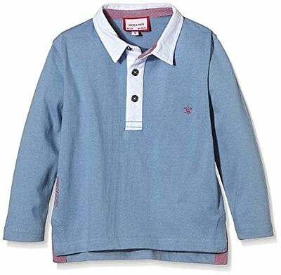 LIGHT BLUE / AZUL CLARO 21 (LIGHT BLUE / AZUL CLAR (TG. 4A) Neck & Neck - Polo R