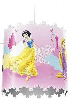 Disney Princess Childrens Ceiling Pendant Light Shade Kids Girls Bedroom Lamp