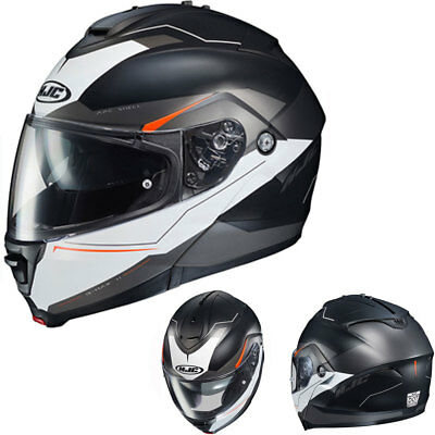 HJC IS-Max 2 Magma Modular Full Face Motorcycle Helmet