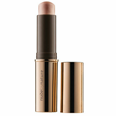 Nude by Nature Touch of Glow Highlighter Stick Rose